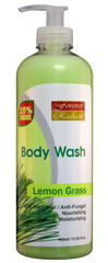 LEMON GRASS BODY WASH 400ML