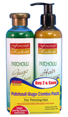 PATCHOULI GUGO COMBO PACK-FOR THINNING HAIR