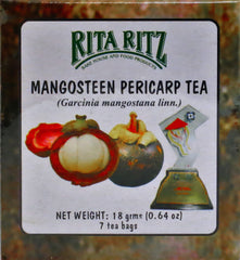 HERBAL MANGOSTEEN PERICARP TEA 18 G- 7 TEA BAGS