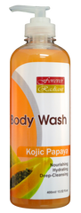 KOJIC PAPAYA BODY WASH 400ML