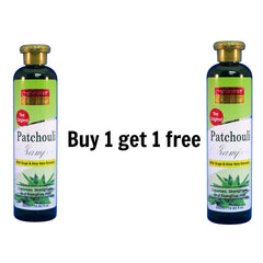 PATCHOULI GUGO SHAMPOO 320ML - BUY 1 GET 1 FREE