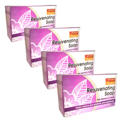 REJUVENATING SOAP- SET OF 4 STACK UP SALE
