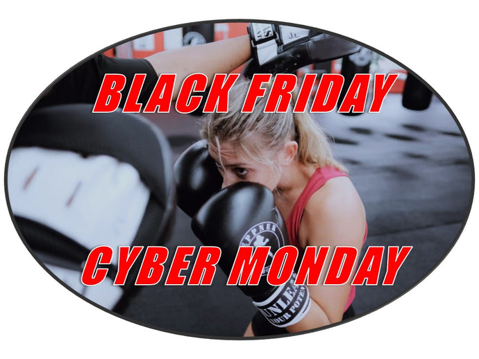 ***BFCM ONLY!*** 6 month DUAL Boxing Program + Personal Training 45% OFF