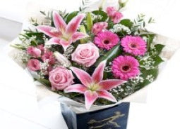 Mothers Day Flowers Gift Bag