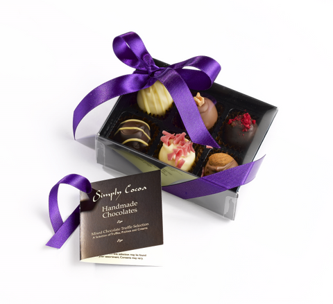 Mixed Truffle Chocolate Gift Box
