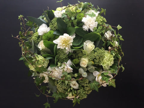 Woodland Posy (cream)