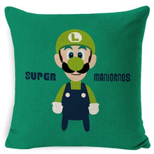 Housse Coussin Style SUPER MARIO