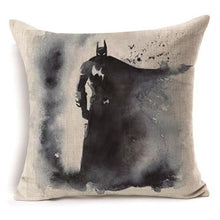 Housse Coussin Style SUPER HEROS