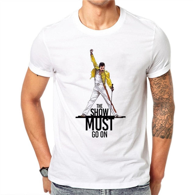 T-Shirt FREDDY MERCURY 1
