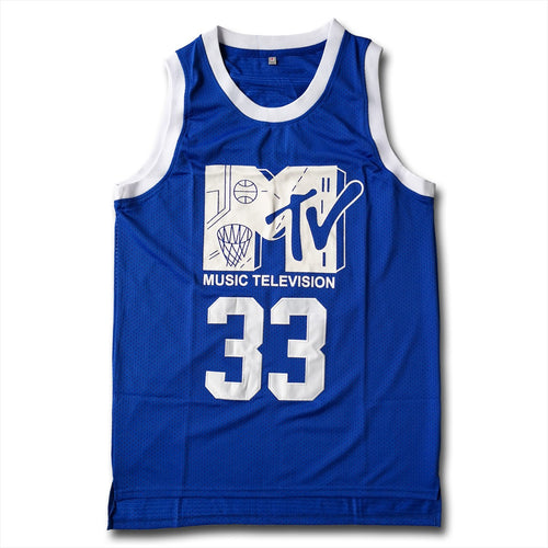Jersey basket Style WILL SMITH MTV