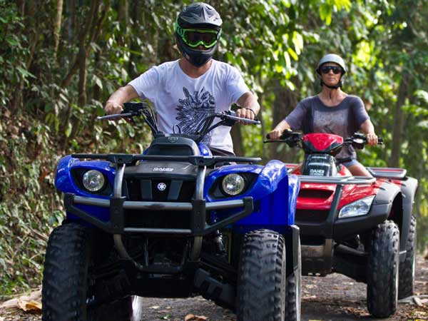 Quad-ATV 2h Tour + BBQ