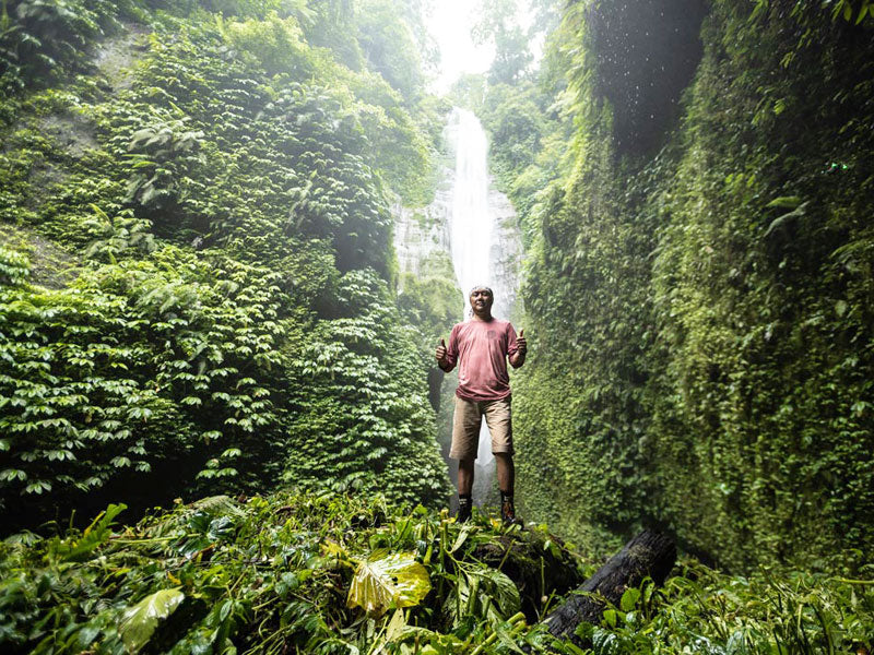 Bali Trekking To Ancient Bali Village And Exclusive Waterfall