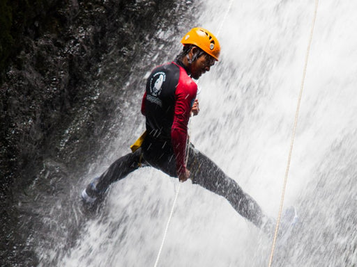 Canyoning & GitGit Waterfalls