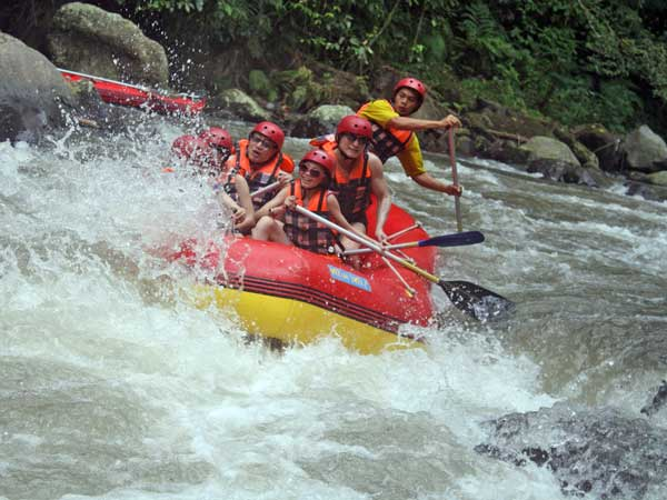 bali river rafting tickets