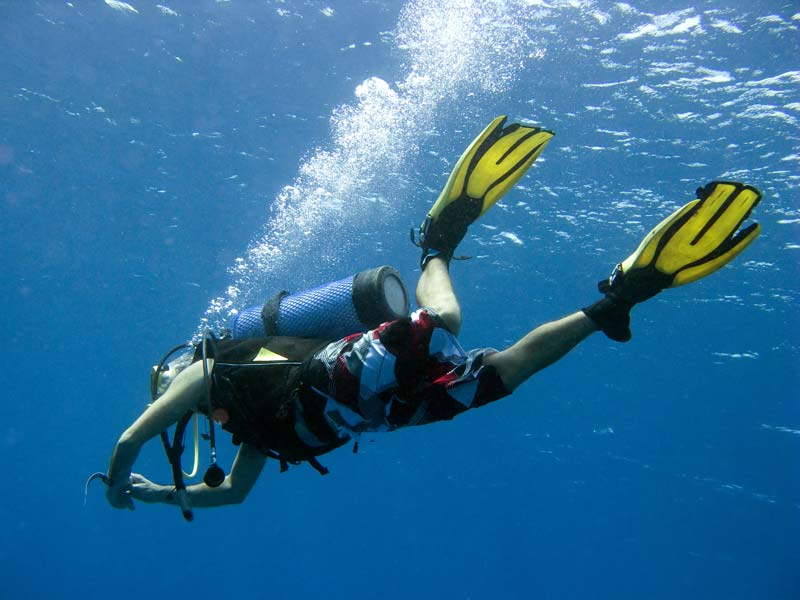 Scuba Diving at Nusa Lembongan and Nusa Penida (For Certified Diver Only)