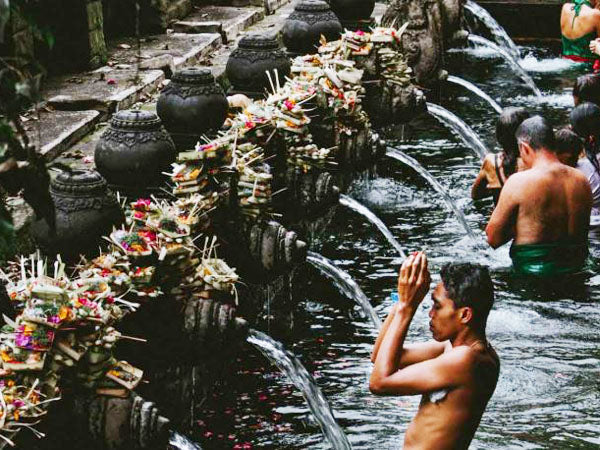 Sacred Bali Spiritual Tour with Balinese Healer and High Priest