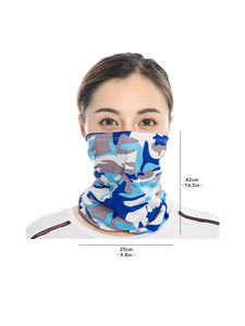 Half Face Cover Balaclava Bandana Wholesale Neck Gaiters for Adults