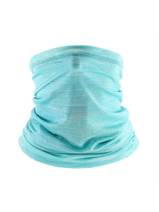 Color=Sky Blue | Breathable Anti-Sweat Sun Protection Face Neck Gaiter-Sky Blue 1