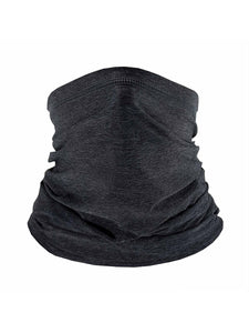 Color=Deep Grey | Breathable Anti-Sweat Sun Protection Face Neck Gaiter-Deep Grey 1