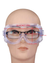 Load image into Gallery viewer, Anti-Spitting Anti-Fog Breathable Myopia Closed Wholesale Safety Glasses