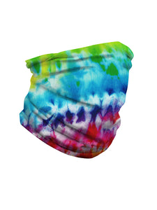 Color=Multicolor3 | Seamless Bandana Face Covering Neck Gaiter Scarf-Multicolor3 3