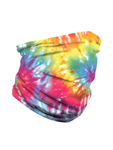 Color=Multicolor5 | Seamless Bandana Face Covering Neck Gaiter Scarf-Multicolor5 3