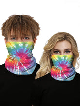 Load image into Gallery viewer, Color=Multicolor5 | Seamless Bandana Face Covering Neck Gaiter Scarf-Multicolor5 1