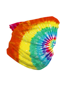 Color=Multicolor6 | Seamless Bandana Face Covering Neck Gaiter Scarf-Multicolor6 3
