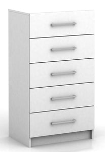Tallboy - Chest of Drawers - 5 Drawer – Tribecca
