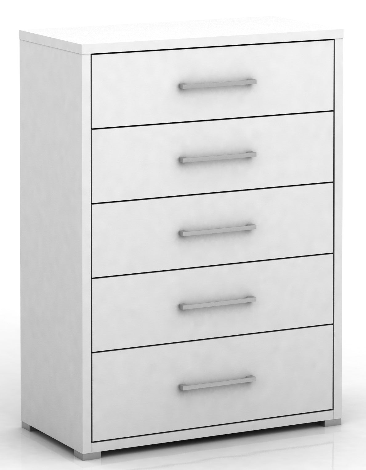 Tallboy - Chest of Drawers - 5 Drawer - Polo