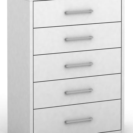 Polo Tallboy - 5 Drawer