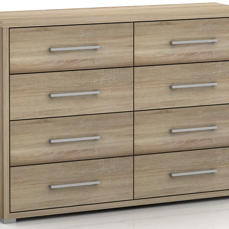 Polo Lowboy - 8 Drawer