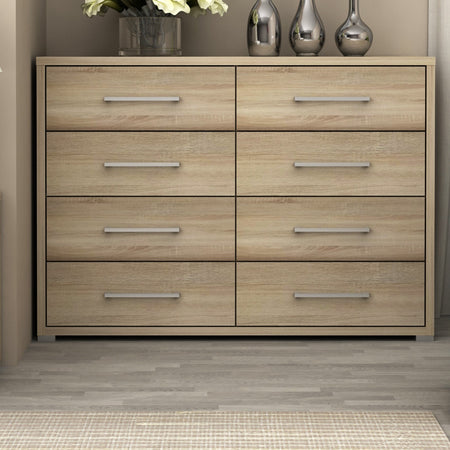 Bedroom Suite – 3 Piece – Lowboy & 2 x Bedside tables