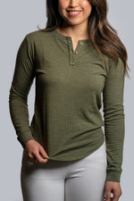 Women's Henley