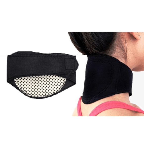 Magnetic Tourmaline Self Heating Neck Pad