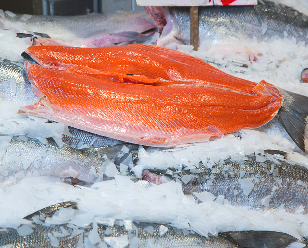 Seafood Buying Guide: The Different type of Salmon Explained