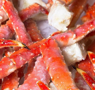 How to cook king crab legs when frozen