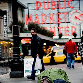 Pike Place Market, a Seattle Landmark