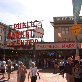 Pike Place Market turns 100