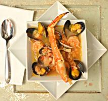 Cioppino (Italian Fisherman's Stew)
