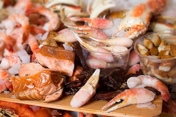 Seafood Tips: Holiday Potluck Ideas