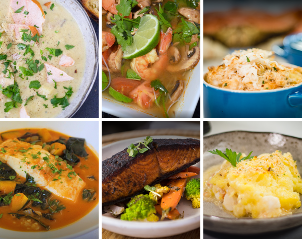 The Most Popular Seafood Dishes This Holiday Season
