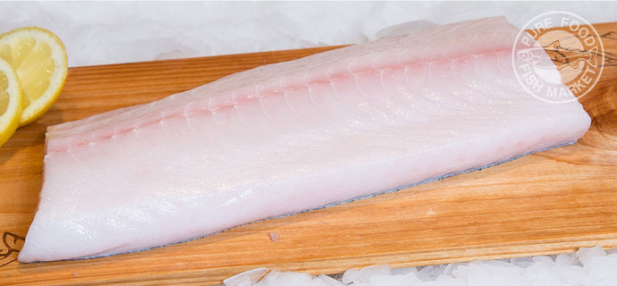 Fresh Alaskan Black Cod Fillet
