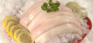 Fresh Dover Sole Fillets