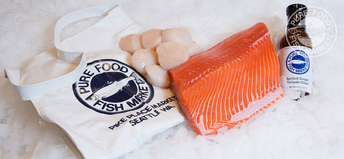 A Taste of Fresh Seafood Gift Pack
