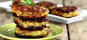 Gourmet Dungeness Crab Cakes