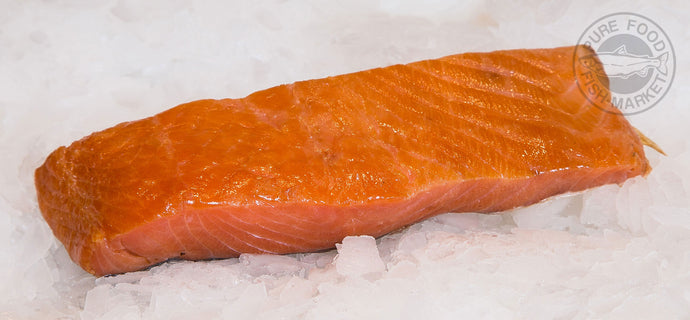 Fresh Cold Smoked Salmon Lox