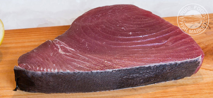 Fresh Hawaiian Ahi Tuna Steaks