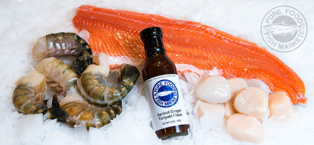 A Delicious Fresh Seafood Gift