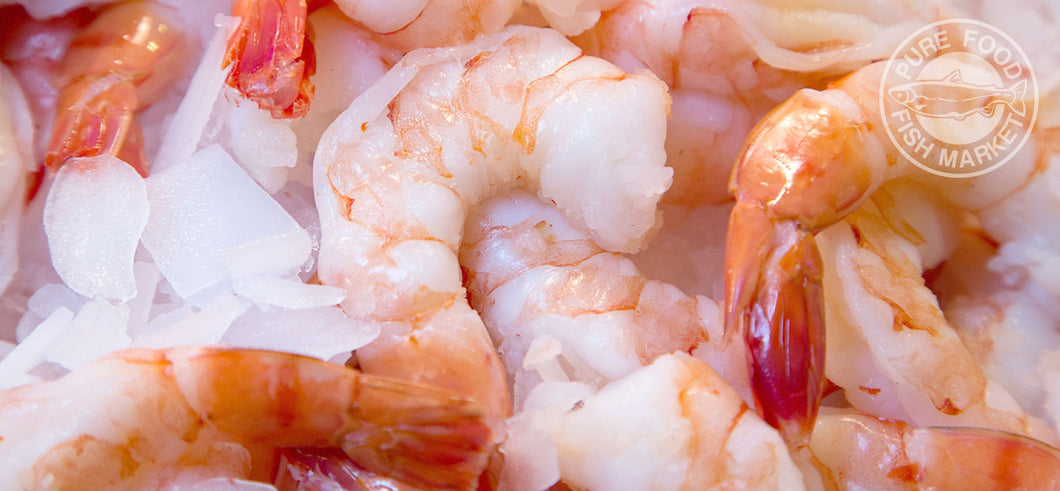 Cooked, Peeled, & Deveined Shrimp (Jumbo)